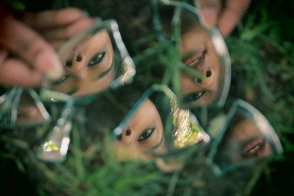 Reflection by Chahna Luthra