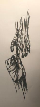 Hand Anatomy by Naomi Keenan
