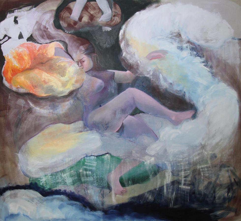 Cloud by Lindsey Mclean