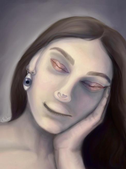 Synaeshesia by Zuzanna Nowinka