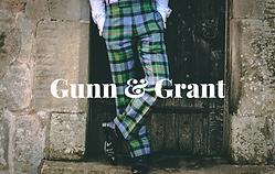 Gunn & Grant Tartan Trews Digital Gift Card