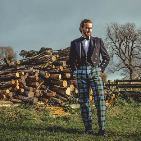The Definitive History of Tartan Trews