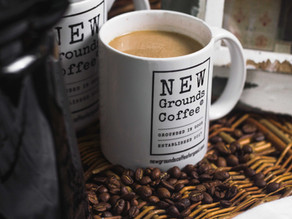 NEW Grounds Coffee: Doing Good One Cup at a Time