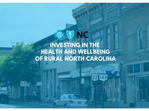 BlueCross BlueShield of North Carolina Invests Additional $1 Million in our Healthy Home Initiatives