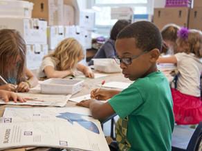 How safety net programs improve children's performance in school