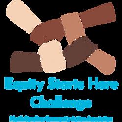 Equity Starts Here Challenge Logo ideas.