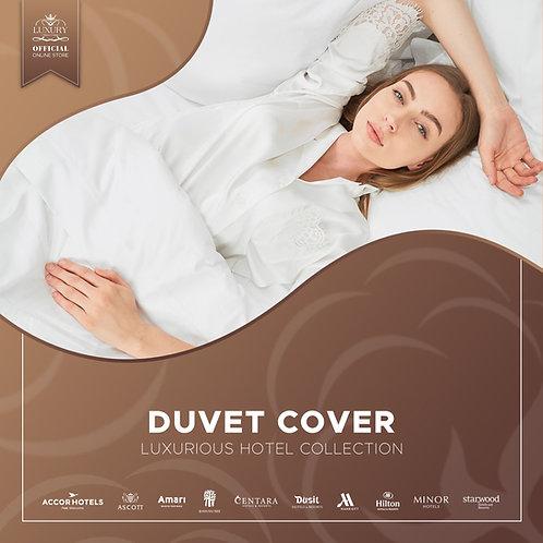 LUXURIOUS HOTEL DUVET COVER