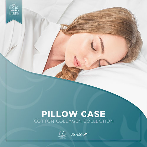COLLAGEN OVER KING PILLOW CASE