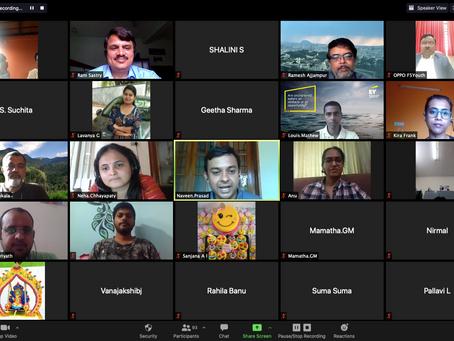 Prerana Days - Online skills training and mentorship