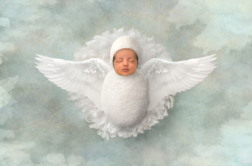New Born Angel