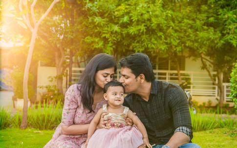 Family Photography in Hyderabad