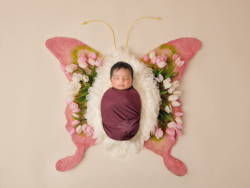 Newborn Photography in Hyderabad by Pixel Baby