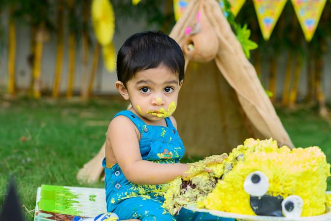 Baby shoot in Hyderabad