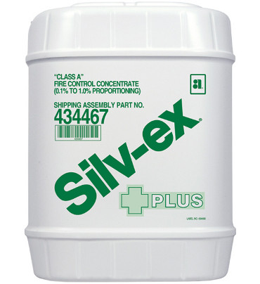 Silvex-Class-A-Foam