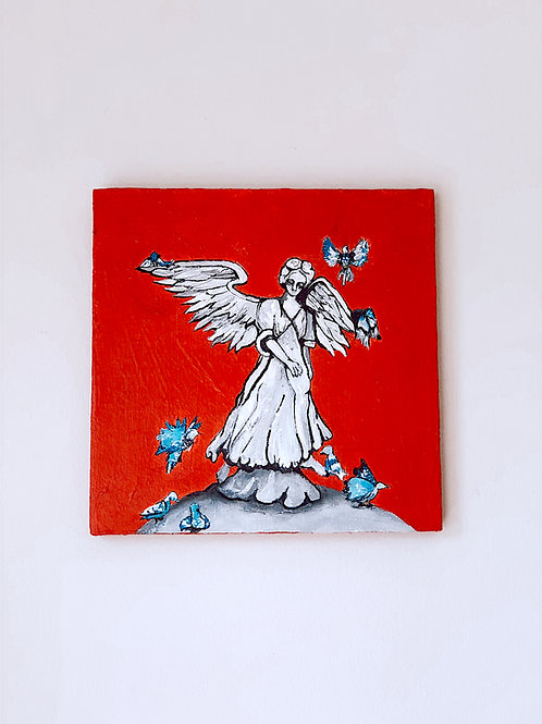 Angel & The Pigeons