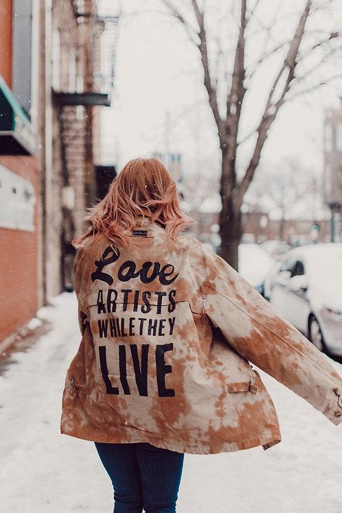 Love Artists