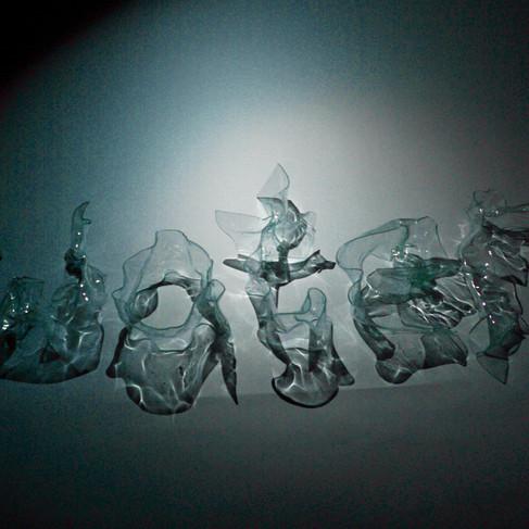Acrylic Typography