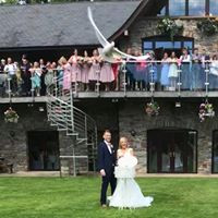Release Doves at Canada Lodge Cardiff