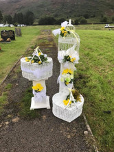 White Doves for a Funeral Rhondda