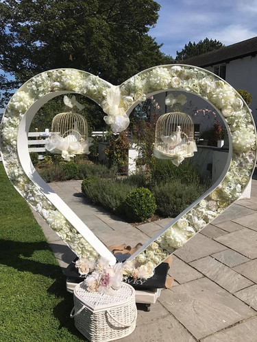 release white doves for wedding South Wales