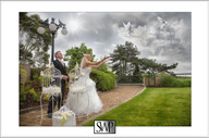 Release White Doves for a wedding at The Celtic Manor Newport