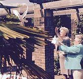 Family Funeral Dove Release Bristol