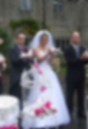 Wedding Doves at Miskin Manor