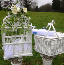 Dove Release for a funeral Wales