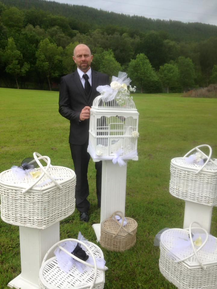 White Doves for a Funeral Aberdare