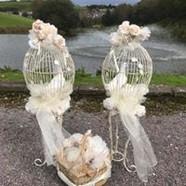 Release doves at Lakeside Venue Bridgend South Wales