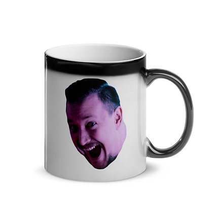 E-Boi Emote Glossy Magic Mug