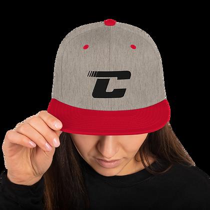 Checkpoint C Black - Snapback Hat