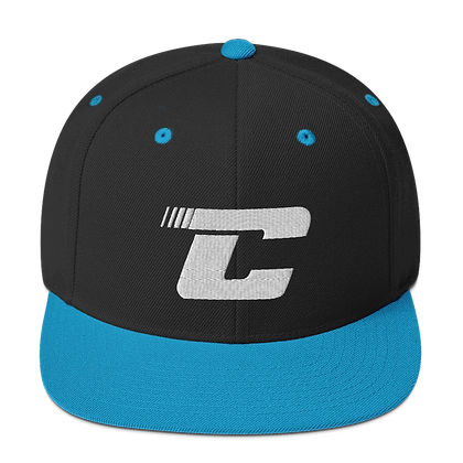 Checkpoint C white - Snapback Hat