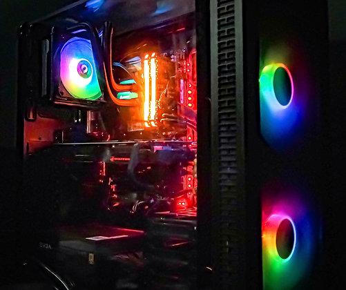 Intel High Powered RTX 2080 OC 8GB PC