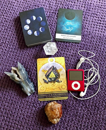 Channelled Sound Healing