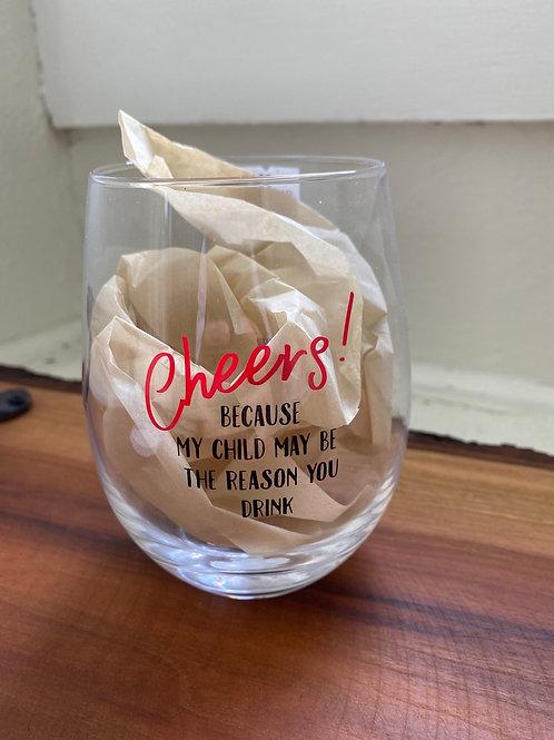 Parent Wine Glass