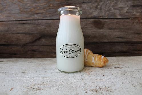 Milkhouse 7oz. Milk Bottle - Apple Strudel
