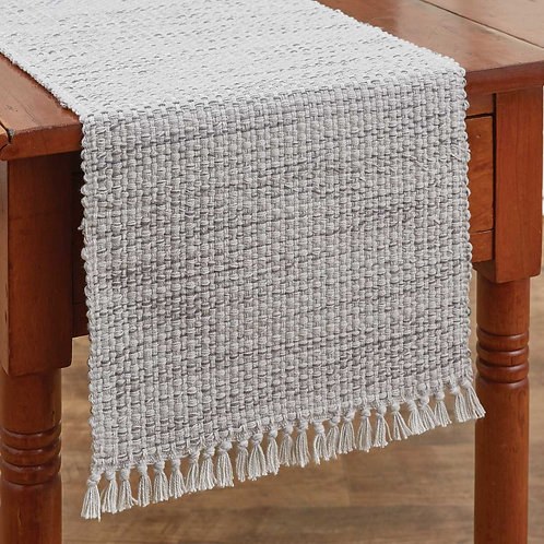 "Basket Weeve 54"" Table Runner"