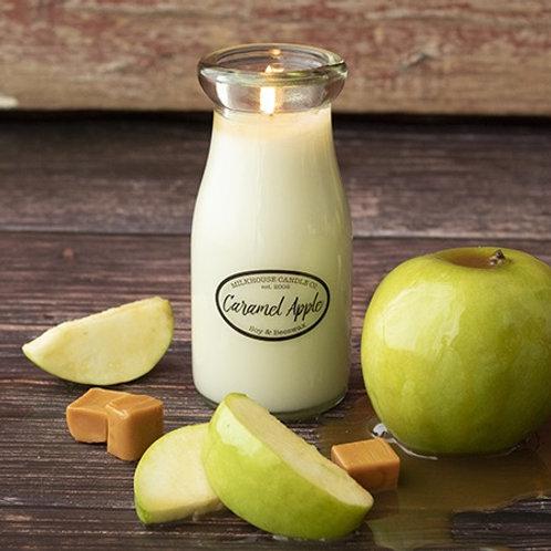 Milkhouse 7oz. Milk Bottle - Caramel Apple