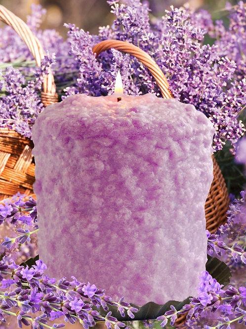 Hearth Candle - Vintage Lavender