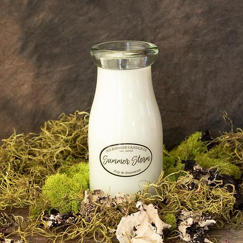 Milkhouse 7oz. Milk Bottle - Summer Storm