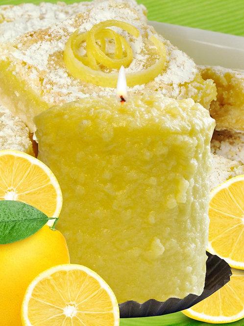 Hearth Candle - Lemon Bliss