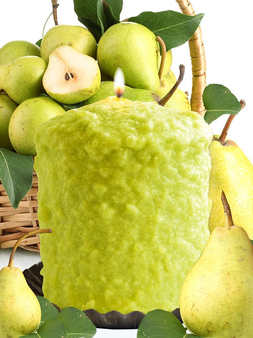 Hearth Candle - Brandied Pear
