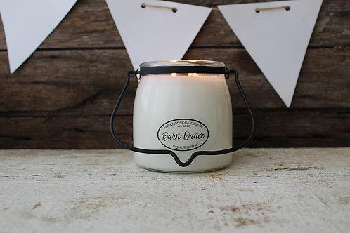 Milkhouse 16oz. Butter Jar - Barn Dance