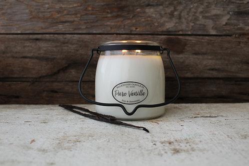 Milkhouse 16oz. Butter Jar - Pure Vanilla
