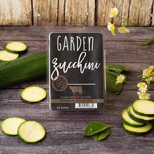 Milkhouse 5.5 oz. Melt - Garden Zucchini