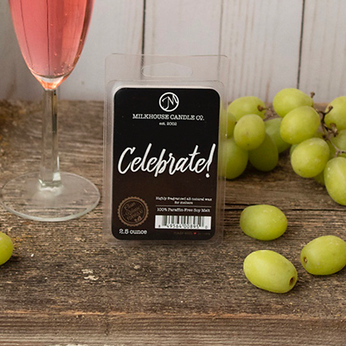Milkhouse 2.5 oz. Melt - Celebrate!
