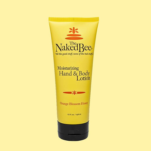 Naked Bee Lotion 6.7oz - Orange Blossom Honey