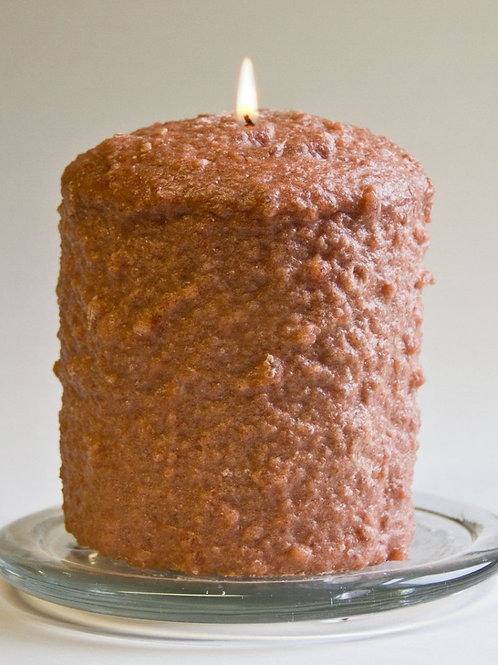 Hearth Candle - Carmel Coffee Cake