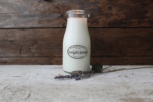 Milkhouse 7oz. Milk Bottle - Eucalyptus Lavender